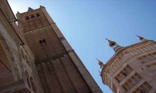 Zdjecie WłOCHY / brak / Parma / Baptysterium i Bazylika