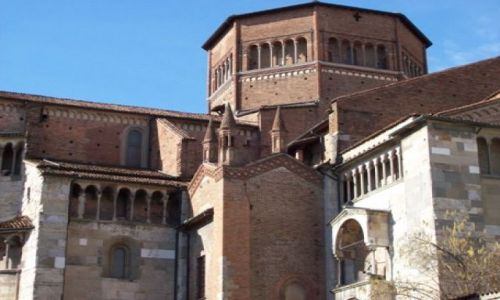 Zdjecie WłOCHY / brak / Piacenza / katedra w Piacenzie