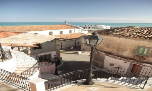 Zdjecie WłOCHY / południowa Kalabria / stare miasto  / Calabria - Melito di Porte Salvo