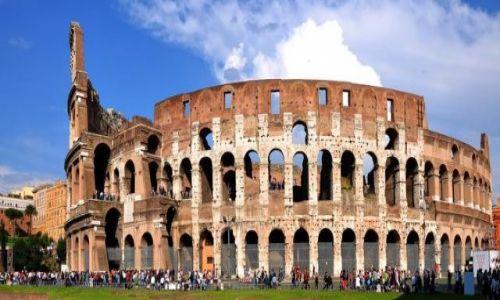 Zdjecie WłOCHY / Lazio / Rzym / coloseum