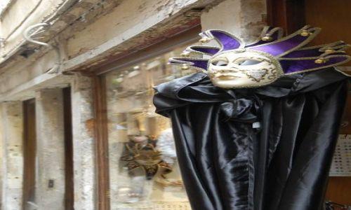 Zdjecie WłOCHY / brak / Wenecja / Maska