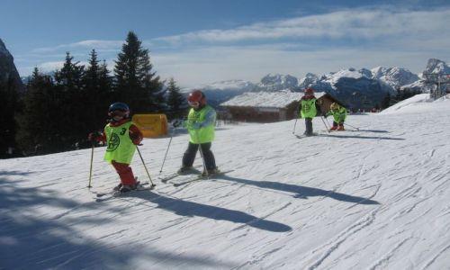 Zdjecie W�OCHY / Dolomity / Alleghe / Na stoku