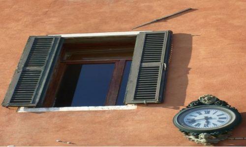 Zdjecie WłOCHY / Wenecja / Riva degli Schiavoni / Okno z duszą.
