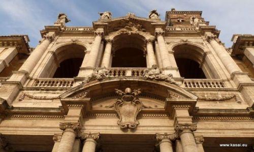 W�OCHY / brak / Rzym / Rzym Santa Maria Maggiore
