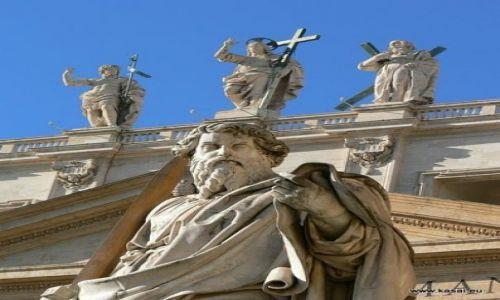 WłOCHY / brak / Rzym / Rzym Bazylika Św.Piotra