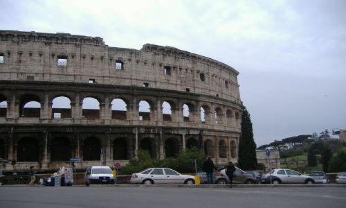 Zdjecie WłOCHY / brak / Rzym / rzymskie koloseum