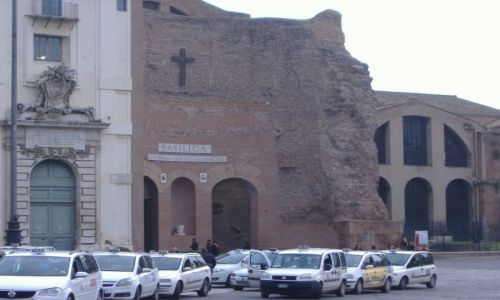 Zdjecie WłOCHY / brak / Rzym / Bazylika przy placu Republiki