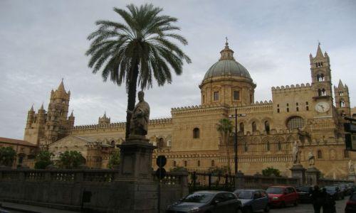 Zdjecie WłOCHY / brak / Palermo / Katedra w Palermo
