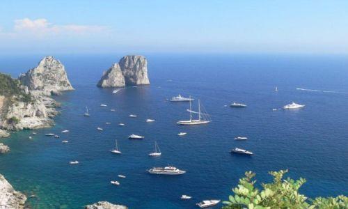 Zdjecie WłOCHY / brak / Capri / Wyspa bogaczy