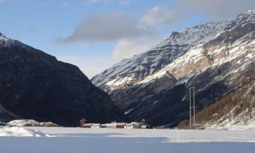 Zdjecie WłOCHY / Alpy / Livigno / Livigno pod koniec marca 6