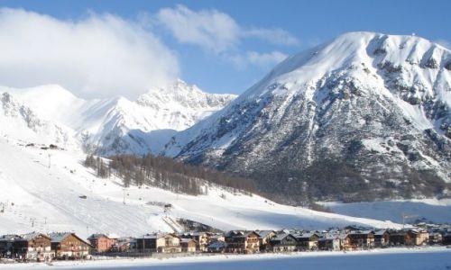 Zdjecie WłOCHY / Alpy / Livigno / Livigno pod koniec marca 7