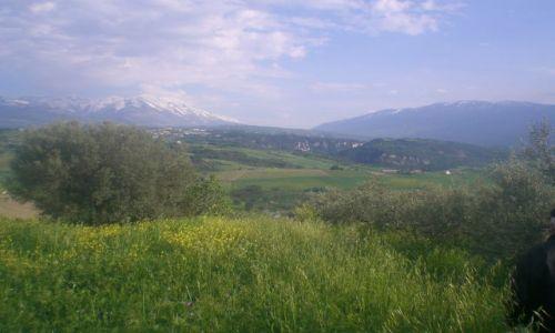 WłOCHY / Abruzja / Scafa / Abruzja we Wloszech-region do odkrycia.