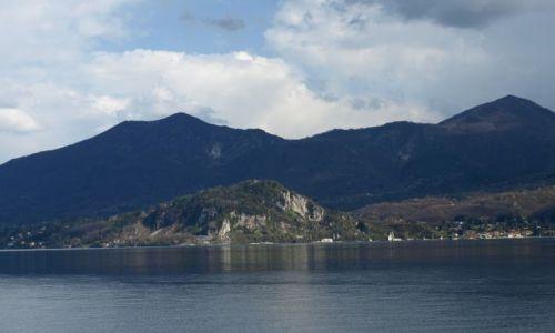 Zdjecie WłOCHY / Lago Maggiore / jw / po tamtej stronie