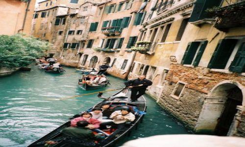 Zdjecie WłOCHY / Wenecja / Wenecja / życzenia się spełniają - szczęśliwi Japończycy w Wenecji