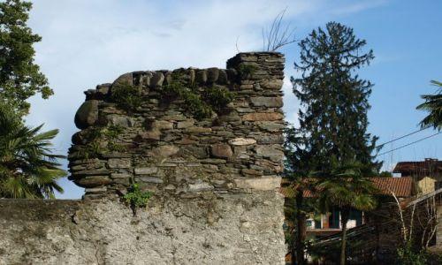 Zdjecie WłOCHY / Lago Maggiore / Stresa / w uliczce