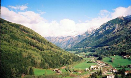 Zdjecie WłOCHY / północne Włochy / Alpy / alpejska dolina