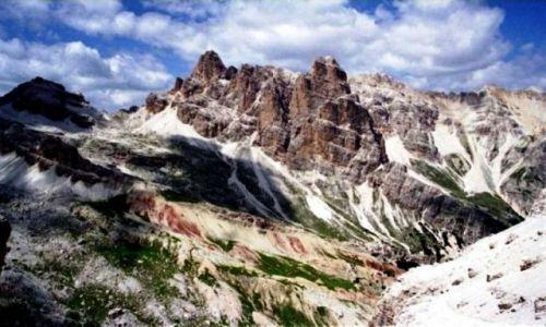 Zdjecie WłOCHY / Dolomity / Dolomity / Fantastyka gór