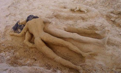 Zdjecie WłOCHY / Rimini / plaża /