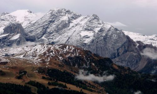 Zdjecie WłOCHY / Trentino / Val di Fiemme / Przedsionek Dolomitów