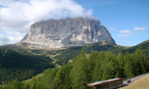 Zdjecie WłOCHY / Południowy Tyrol / Dolomity / Dolomity
