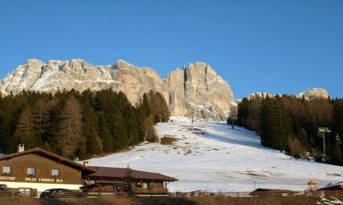 Zdjecie WłOCHY / Południowy Tyrol / Dolomity / Masyw Catinaccio