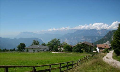 Zdjecie WłOCHY / Południowy Tyrol / Dolomity / Panorama Dolomi