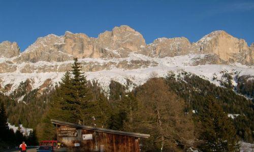 WłOCHY / Południowy Tyrol / Dolomity / Ctinaccio
