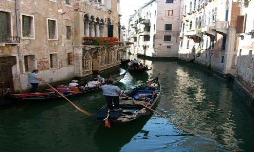 Zdjecie WłOCHY / Wenecja Euganejska. / Wenecja / Wenecja jakiej