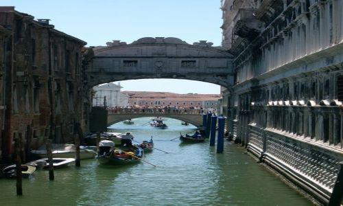 Zdjecie WłOCHY / Wenecja Euganejska. / Wenecja / Most westchnień