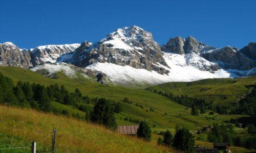 Zdjecie WłOCHY / Dolomity / Dolomity / Górskie klimaty
