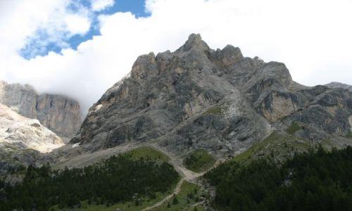 Zdjecie WłOCHY / Alpy / Dolomity / Gory
