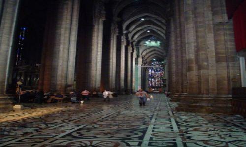 Zdjecie WłOCHY / Piemont / Mediolan / Il Duomo