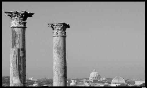 Zdjecie WłOCHY / lazio / Rzym / forum romanum