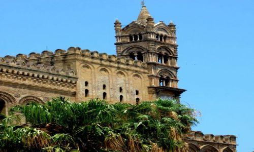 Zdjecie WłOCHY / Sicilia / Palermo / Katedra