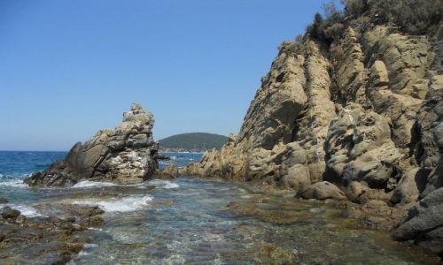 Zdjecie WłOCHY / Maremma / Punta Ala / wybrzeże