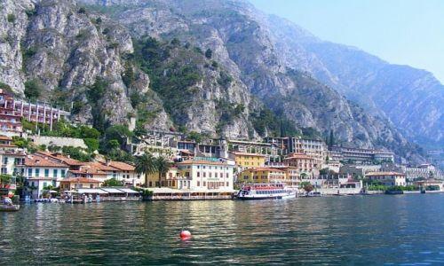 Zdjecie WłOCHY / Lago di Garda / Limone sul Garda / Lago di Garda - Limone sul Garda