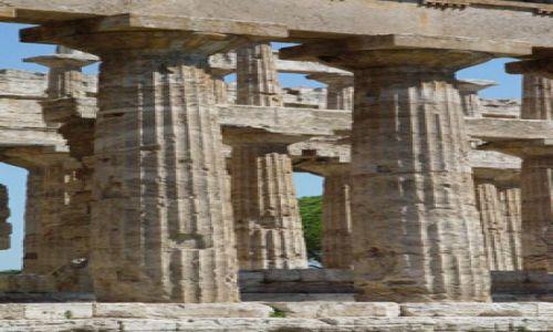 Zdjecie WłOCHY / Basilicata / Paestum / KONKURS