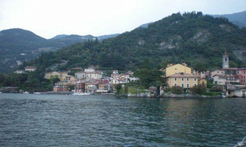 Zdjęcie WłOCHY / Jezioro Como / Como /
