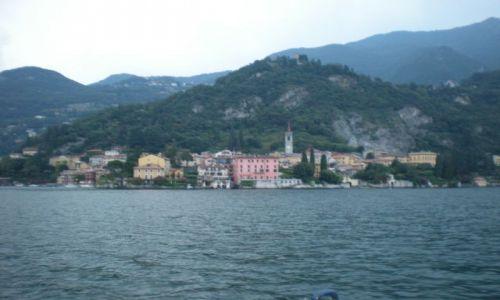 Zdjęcie WłOCHY / Como  / Jezioro Como / Strome brzegi Como są uroczym tłem do licznych hoteli i pięknych rezydencji.