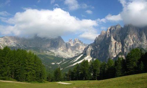 Zdjecie WłOCHY / . / Dolomity / Dolina Vajolet
