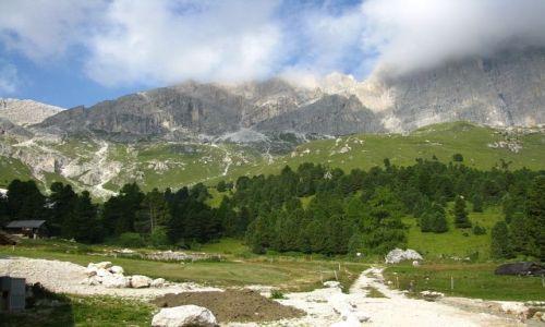 WłOCHY / . / Dolomity / Dolina Vajolet