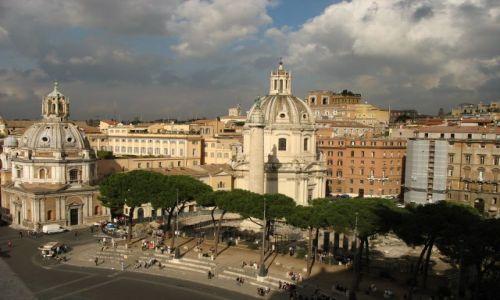 Zdjęcie WłOCHY / Rzym / Rzym / wieczne miasto