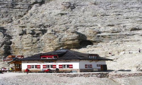 Zdjęcie WłOCHY / . / Dolomity / Forcella Pardoi