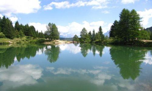 Zdjecie WłOCHY / . / Dolomity / Dolina San Pelegrino