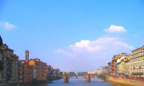 WłOCHY / Toskania / Florencja / mosty Florencji...