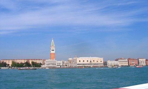 WłOCHY / Wenecja Euganejska / Wenecja / panorama Wenecji