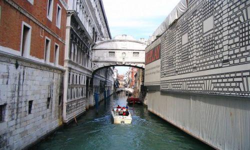 WłOCHY / Wenecja Euganejska [Veneto] / Wenecja / Most Westchnień
