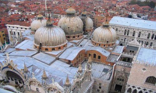 Zdjęcie WłOCHY / Wenecja Euganejska [Veneto] / Wenecja / Bazylika św. Marka w Wenecji