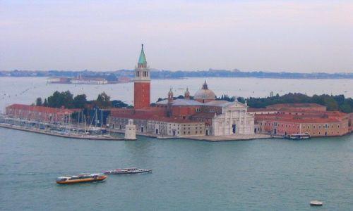 Zdjecie WłOCHY / Veneto / Wenecja / Wyspa - Zatoka wenecka