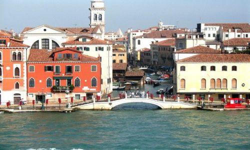 WłOCHY / Veneto / Wenecja / mosty i kanały...